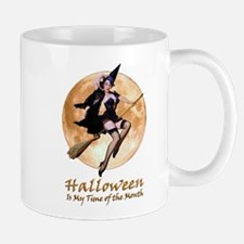 Halloween is My Time of the Month Mug