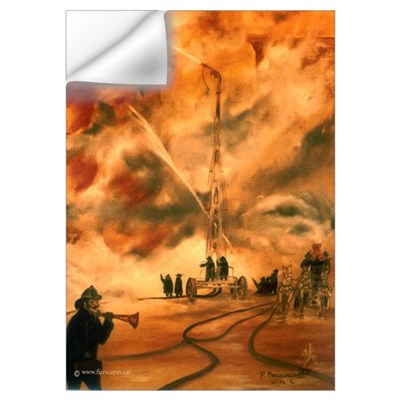 """Days Gonebye"" #2 Wall Decal"