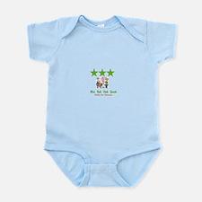 Funny Jump suits Infant Bodysuit