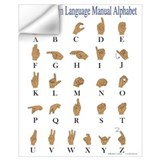Asl Wall Decals