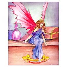 Dresser top fairy Poster