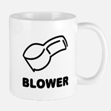 whistle blower sports Mug