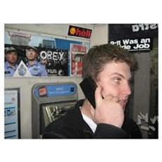 Payphone Truth Poster