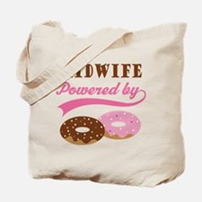 Midwife Gift Doughnuts Tote Bag