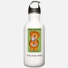 Cool Cranio care bears Water Bottle