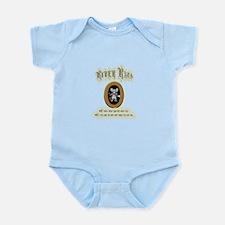 River Rats Compton Infant Bodysuit
