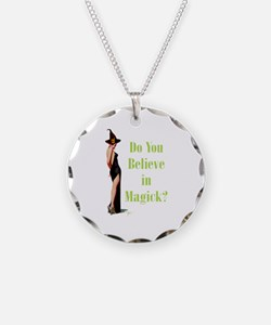 Do You Believe In Magick? Necklace