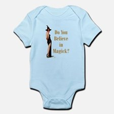 Do You Believe In Magick? Infant Bodysuit