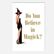Do You Believe In Magick? Postcards (Package of 8)