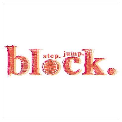 Tandem Block Poster