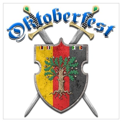 Oktoberfest Canvas Art