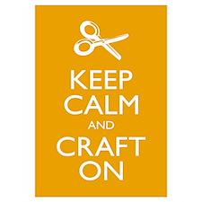 Keep Calm and Craft On