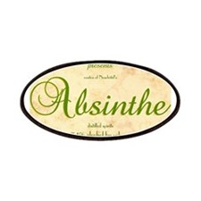Absinthe Label - Patches