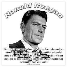 Ronald Reagan 03 Poster