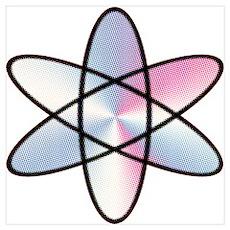 Sci-Fi Shape Poster
