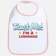 Trust Me Linesman Bib