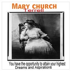 Mary Church Terrell Poster