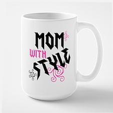 Mom With Style Mug