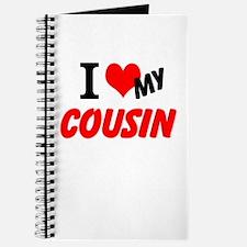 I Heart My Cousin Journal