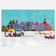 Seaside Coronado Ca by Riccoboni n