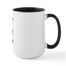 """""""Nice warm cup of shut the hell up"""" Coffee Mug"""