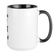 """Nice warm cup of shut the hell up"" Mug"