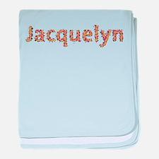 Jacquelyn Fiesta baby blanket