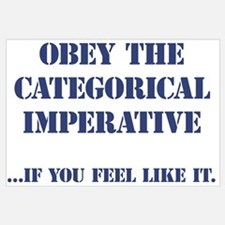 Conditionalized Categorical I