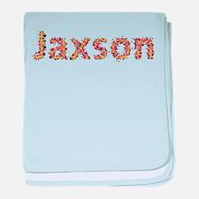 Jaxson Fiesta baby blanket