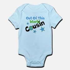 Out Of This World Cousin Infant Bodysuit
