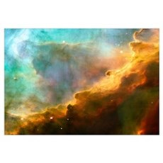 """Omega Nebula"" Canvas Art"
