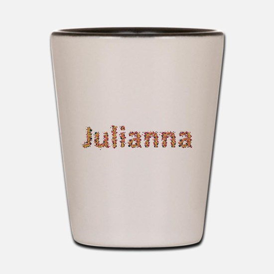 Julianna Fiesta Shot Glass