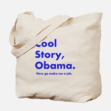 Cute Cool story babe Tote Bag