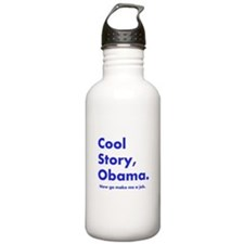 Cute Cool story babe Water Bottle