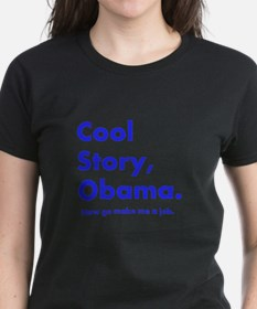 Cute Cool story babe Tee