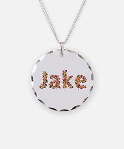 Jake Fiesta Necklace Circle Charm