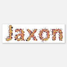 Jaxon Fiesta Bumper Bumper Bumper Sticker