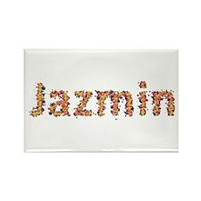 Jazmin Fiesta Rectangle Magnet