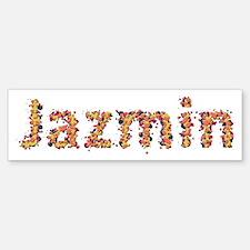 Jazmin Fiesta Bumper Bumper Bumper Sticker