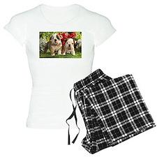 Posing Pajamas