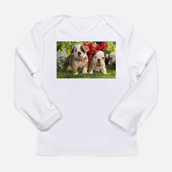 Posing Long Sleeve Infant T-Shirt