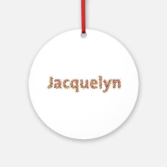 Jacquelyn Fiesta Round Ornament