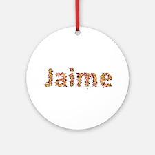 Jaime Fiesta Round Ornament