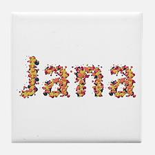 Jana Fiesta Tile Coaster