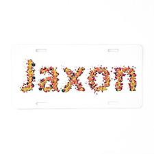 Jaxon Fiesta Aluminum License Plate