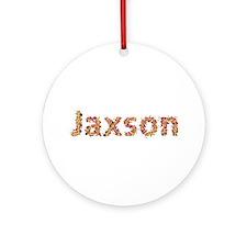 Jaxson Fiesta Round Ornament