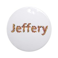 Jeffery Fiesta Round Ornament