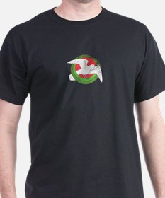 Dove and Snake T-Shirt