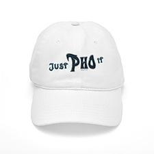 Just Pho It Baseball Cap