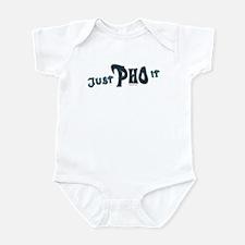 Just Pho It Infant Creeper